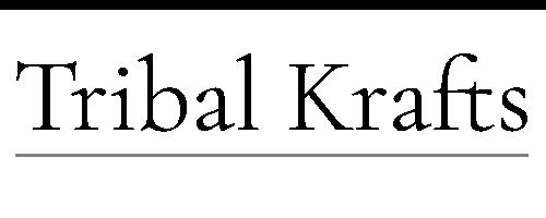 Tribal Krafts Logo - New